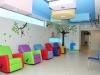 Area de quimioterapia pediatrica