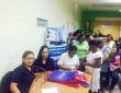 Miembros de Oncoserv Santo Domingo  aportaron mamografías gratuitas en la Policlínica Zona F, ubicada en la Zona Industrial de Herrera, formaron parte de una jornada de detección temprana de cáncer de seno
