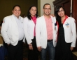 Yoniel Fermín, Darleny Rodríguez, Leandro Luna, Rosa Hernández